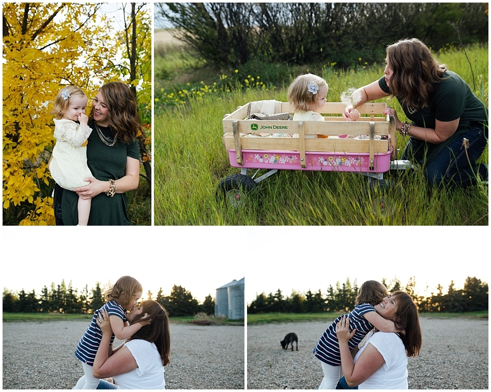 mom and daughter photos